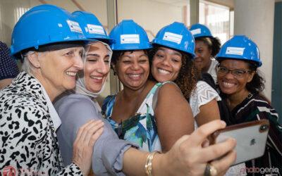 Women Entrepreneurs Netherlands krijgt rondleiding