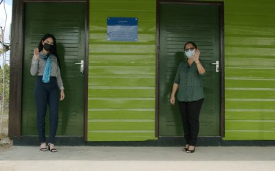 Kuldipsingh Renews Toilets of O.S. Tout Lui Faut